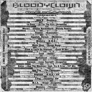 Bloodyclown - 4 Decks Mix 03 2011