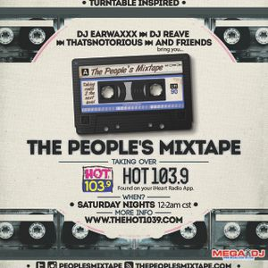 DJ EARWAXXX SET 3-18-16 The People's Mixtape