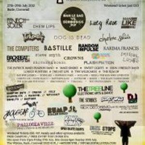 LEOPALLOOZA 2012 TREELINE DJ COMPETITION