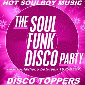 the soul funk&disco party part1