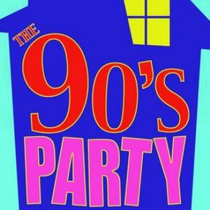 DJ DR3N - 90'S House Party