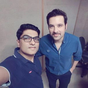 MIKAAL ZULFIQAR'S EXCLUSIVE FRESH INTERVIEW BY DR EJAZ WARIS ON MAST FM 103 - 17TH OCT 2015