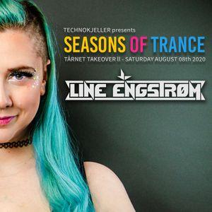 Line Engstrøm LIVE @ Seasons Of Trance - Tårnet Kulturarena, Oslo, Norway - 08.08.2020