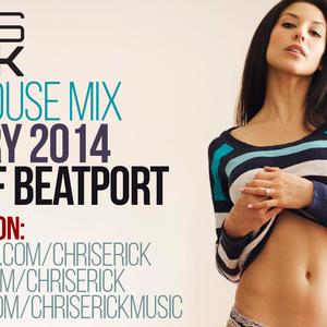 Chris Erick - Deep House Mix January 2014