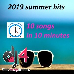 Summer 2019: the best 10 party songs - Estate 2019: le 10 canzoni più forti