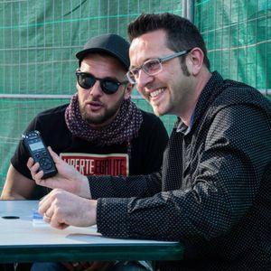 Interview du collectif Claudio Capéo (Poppidum Champagnole 08/04/17)