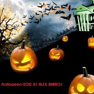 set halloween-2012 DJ ALEX BARROS