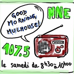 Good Morning Mulhouse #4 - 04/06/2016
