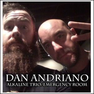 101 - Dan Andriano from Alkaline Trio & Emergency Room