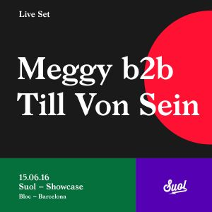 Meggy b2b Till Von Sein at Bloc, Barcelona (15.06.16)