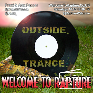 OUTSIDE with Proxi & Alex Pepper 22.07.17