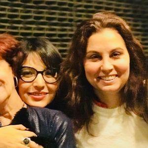 Dra. Gilda Cortese, Dra. Elena Mendoza, Dra. Melina M. Ghione