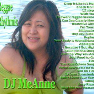 DJ MeAnne - Reggae Rhythmix