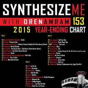 Synthesize Me #153 - Chart 2015 - 03/01/2016 - Hour 1