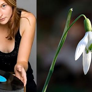 Flowercast # 4 (Schneeglöckchen) by Jazzmina