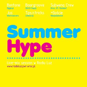 SUMMER HYPE.Boorgroove