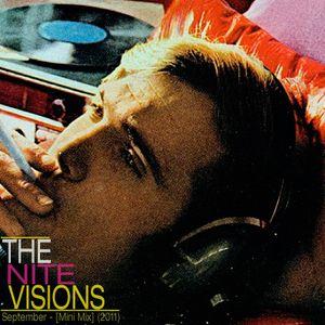 The Nite Visions | BlvckGloves - [Sept Mini Mix] (2011)