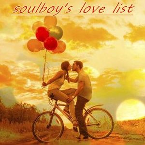 the love list *soulboy*