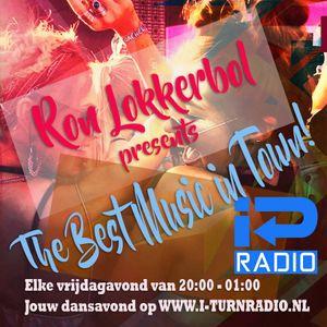 Best music in town 12-05-2017 0000-0100 uur  I-TURNRADIO