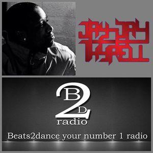 Jay-Jay Thyrell - Beats2Dance 12-12-2017