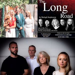Lexie Carducci Riverside Today 8th August featuring St Michael's Players