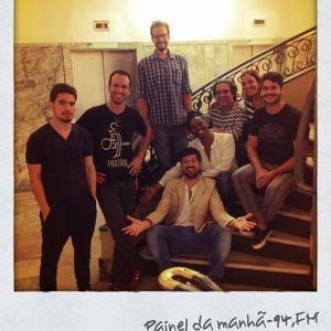 Painel Cultural - Banda Kapitu e o Cantor Nu Braz - 14/02/2014