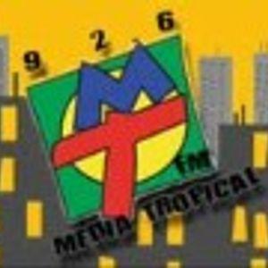 """Ras Pascal aka Papito  sur Media Tropicale émission """" Suku Maka """" 2002"""