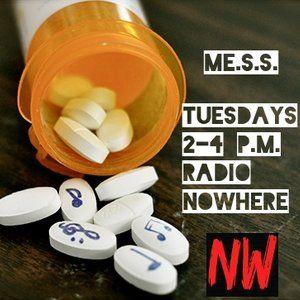 Musically-eccentric Stimulants & Substances (ME.S.S.), 23/9/2014, RADIO NOWHERE