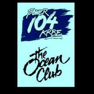 Saturday Night Power Mix Live from The Ocean Club - DJ Tim Flanigan [July 23, 1988]