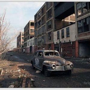 Analogue Victim - Back To Detroit - N2B July012