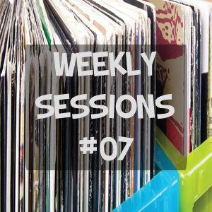 Weekly Sessions #07 (Week 32nd)