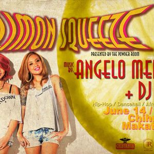 Limon Squeeze Mix Live by Angelo Mendez