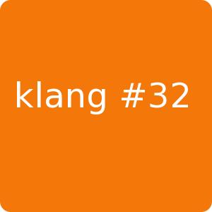 klang#32