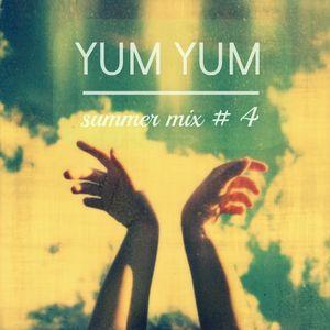 Chrome - YUM YUM  Summer Mix # 4 (Hot Summer Nights Edition)