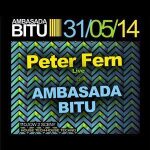 Peter Fern Live @ Ambasada Bitu 2014