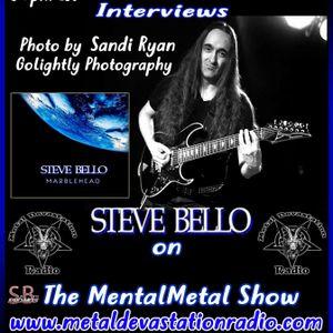 Metalgods interview with Steve Belllo