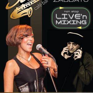 SAX LIVE 25/10/14, ISSI MOON - PATRICIA ABRAHAMS