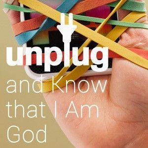 10-19-14 Unplug and Know God - Audio