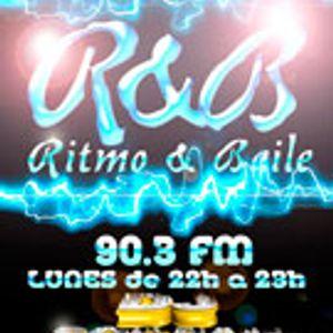 R&B Ritmo y Baile 90.3FM RADIO Monday 10 Maz 2014