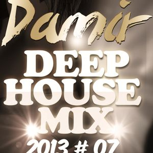 Damir deep house mix - 2013-07