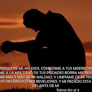 Enseñanza: Salmo del Arrepentimiento - Pastor Pablo Álvarez - 03-07-16