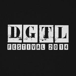 Agoria live @ DGTL Festival 2014 (Audio Stage, NDSM Docklands) - 19.04.2014