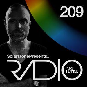 Solarstone presents Pure Trance Radio Episode 209