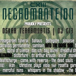 Necromanteion - Communion 42