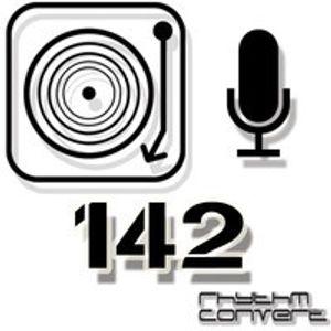 Rhythm convert(ed) podcast 142 with LowKey & Kardinal