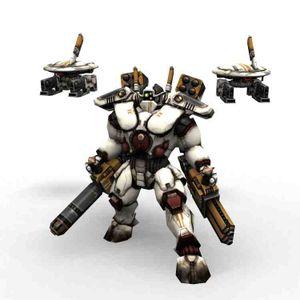 Doom Cannon Minimix