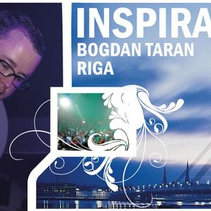 Inspiration Riga by Bogdan Taran CD 1 - tech
