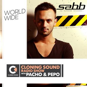 Pacho & Pepo present: Sabb on Cloning Sound radio show :: episode #154
