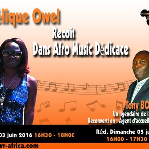 AfroMusicDedicace: Ang_Owel/Invité_Tony_Bouabre