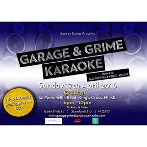 #Garage&GrimeKaraoke Episode2